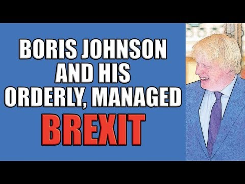 Brexiteer Boris to Ditch the Backstop!