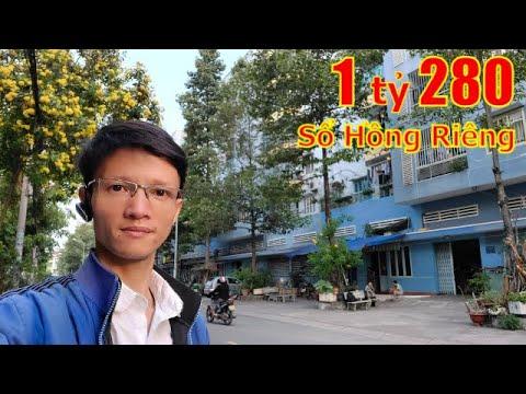 Livestream Bán Chung Cư Him Lam Ba Tơ Phường 7 Quận 8, Giá 1 Tỷ 280