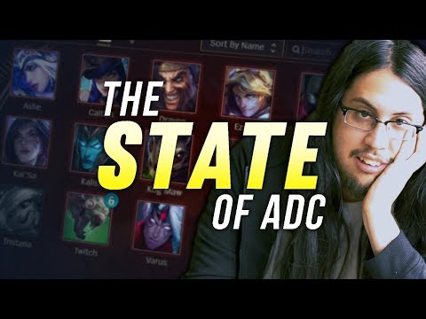 Imaqtpie - THE STATE OF ADC... (SHOULD WE COPY DOTA 2?)