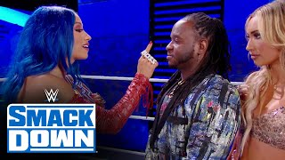 Sasha Banks wants a match with Reginald: SmackDown, Jan 15, 2021