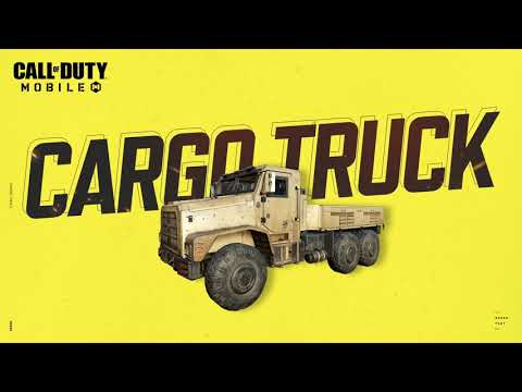 Call of Duty®: Mobile - New BR Vehicle | Cargo Truck