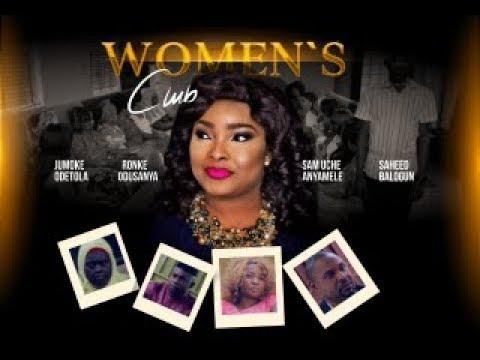 WOMEN'S CLUB TRAILER - New 2018 Latest Nigerian Movie | on SceneOneTV App/www.sceneone.tv