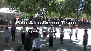 """""""Ghost Train"""" Zorba Line/Circle Dance at 2011 Palo Alto Celebration ~ with Stepsheet Link"""