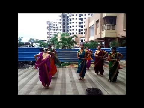 Nagpanchami  dance at G K Palacio