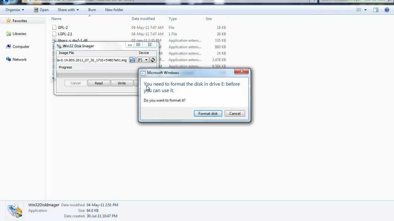 Tutorial Create USB Bootable Google Chrome OS for Mac and