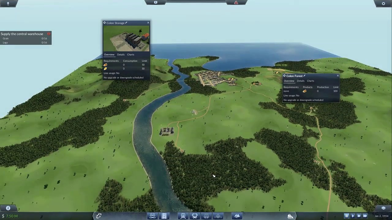 transport fever stream part 6 starting panama canal us campaign mission 3