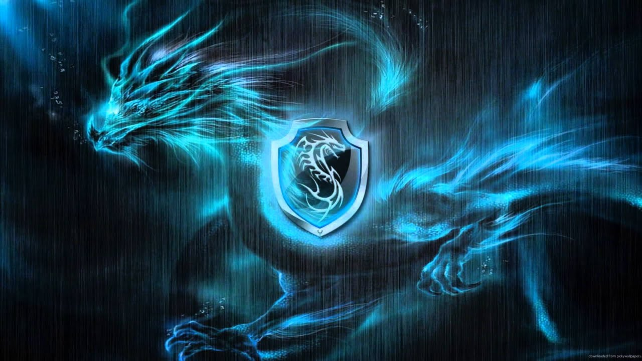 Cool electric dragons images for Www cool