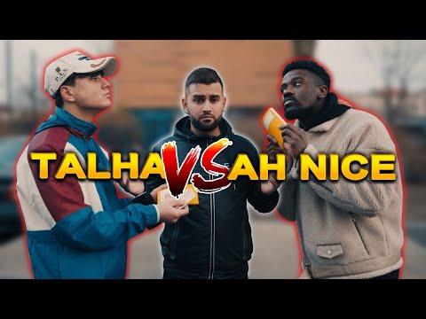 BÖSE KONKURRENZ mit TALHA | Ah Nice