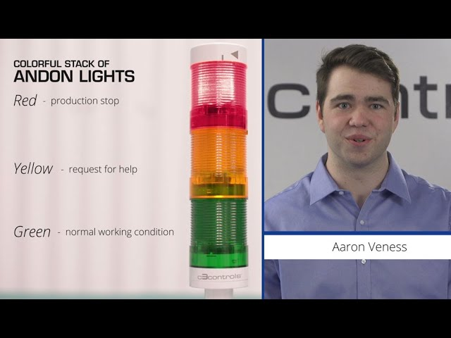 C3controls The Basics Of A Tower Light Youtube