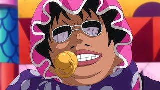 One Piece NW OST - Señor Pink/ Trafalgar Law theme [Extended]