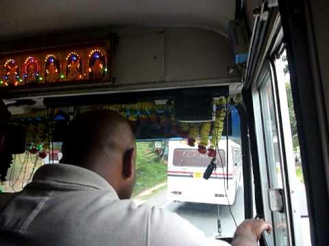Sri Lanka,ශ්රී ලංකා,Ceylon,Bus trip Colombo to Kandy (02) thumbnail