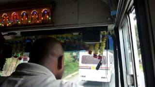 Sri Lanka,ශ්‍රී ලංකා,Ceylon,Bus trip Colombo to Kandy (02)