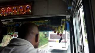 Sri Lanka,ශ්රී ලංකා,Ceylon,Bus trip Colombo to Kandy (02)