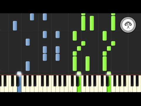 Robin Schulz - Prayer in C Piano Tutorial & Midi Download