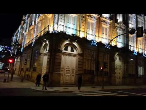 Ourense brilla por Navidad