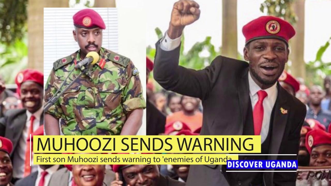 BWIINO - Muhoozi mutabani wa Museveni alabudde abagala okutabalangula Uganda
