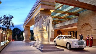 The Leela Palace New Delhi: 5-star luxury hotel in...
