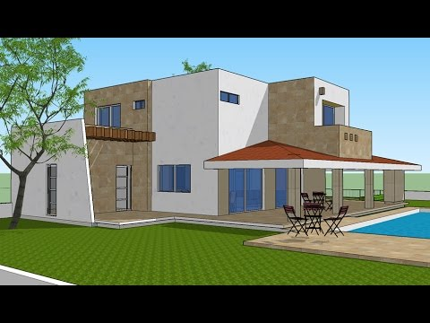 Plano Casa 15x20 Mts Youtube