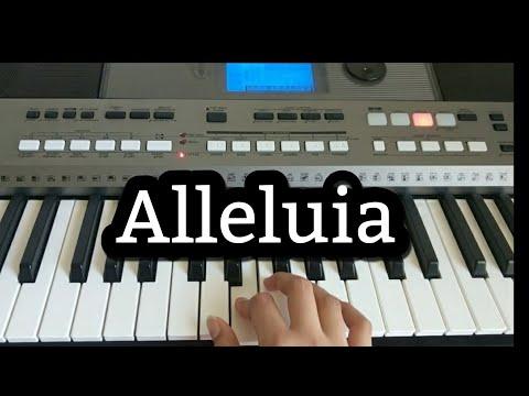 Alleluia - Tamil Mass Keyboard Notes