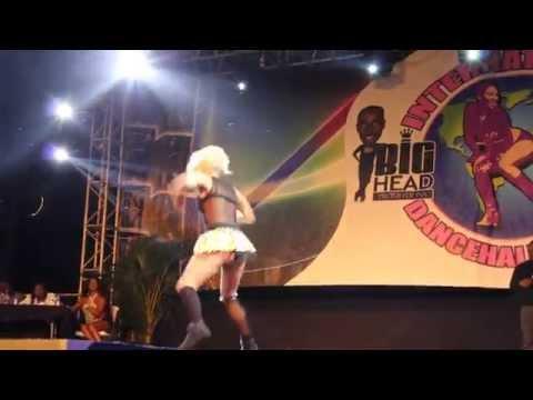 International Dancehall Queen 2014 ¦ ALEVANILLE 2 Round ¦ Montego Bay (Jamaica)