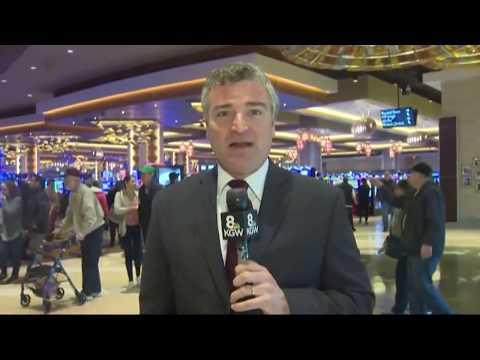 Ilani casino now open