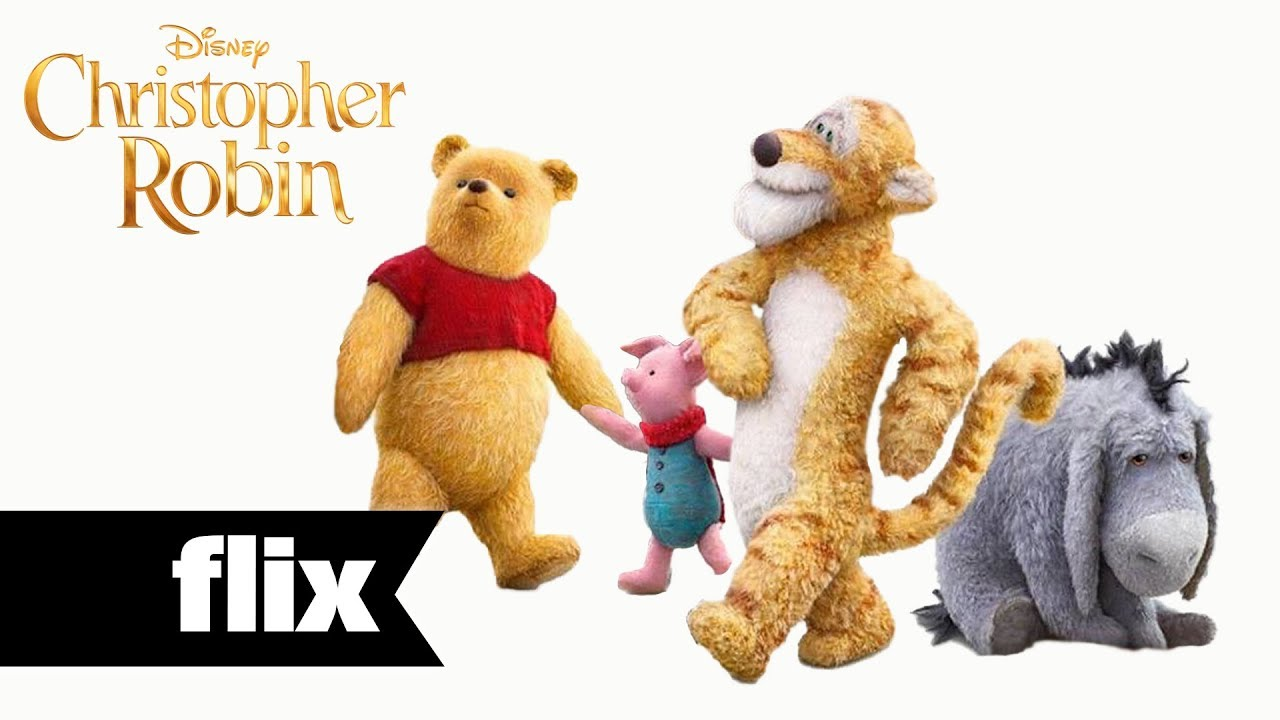 Christopher Robin Meet The Characters 2018 Youtube