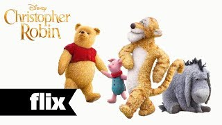 Christopher Robin - Meet The Characters (2018)