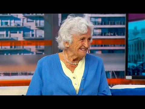 Elsa París de Vogel, del sufrimiento a la reconciliación