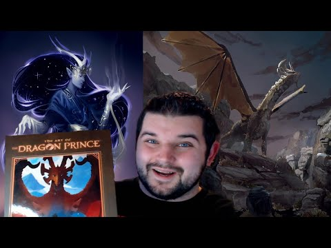 Art of the Dragon Prince Full Book Review