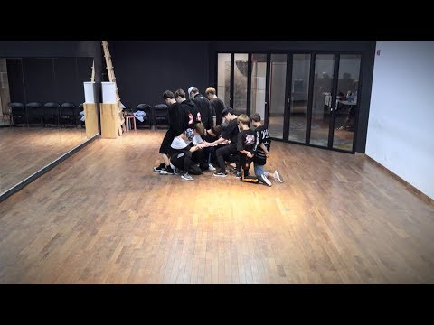 [MIRRORED] Wanna One (워너원) - 에너제틱 (Energetic) Dance Practice