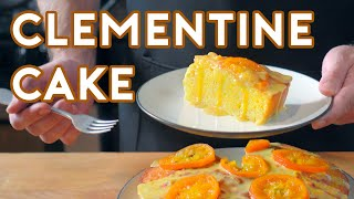 Download Binging with Babish: Clementine Cake from The Secret Life of Walter Mitty Mp3 and Videos