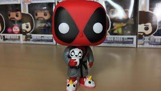 Funko Pop! Deadpool - Bedtime Deadpool Unboxing
