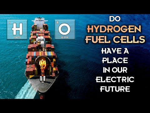 Hydrogen Powered Cargo Ships
