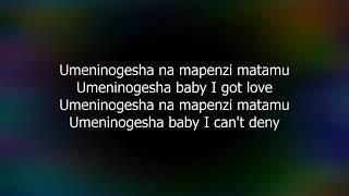 Willy Paul ft Nandy -Hallelujah lyrics