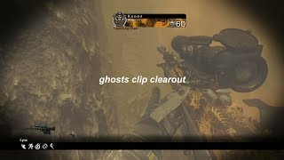 ghosts clip clearout - @VisageXaonn