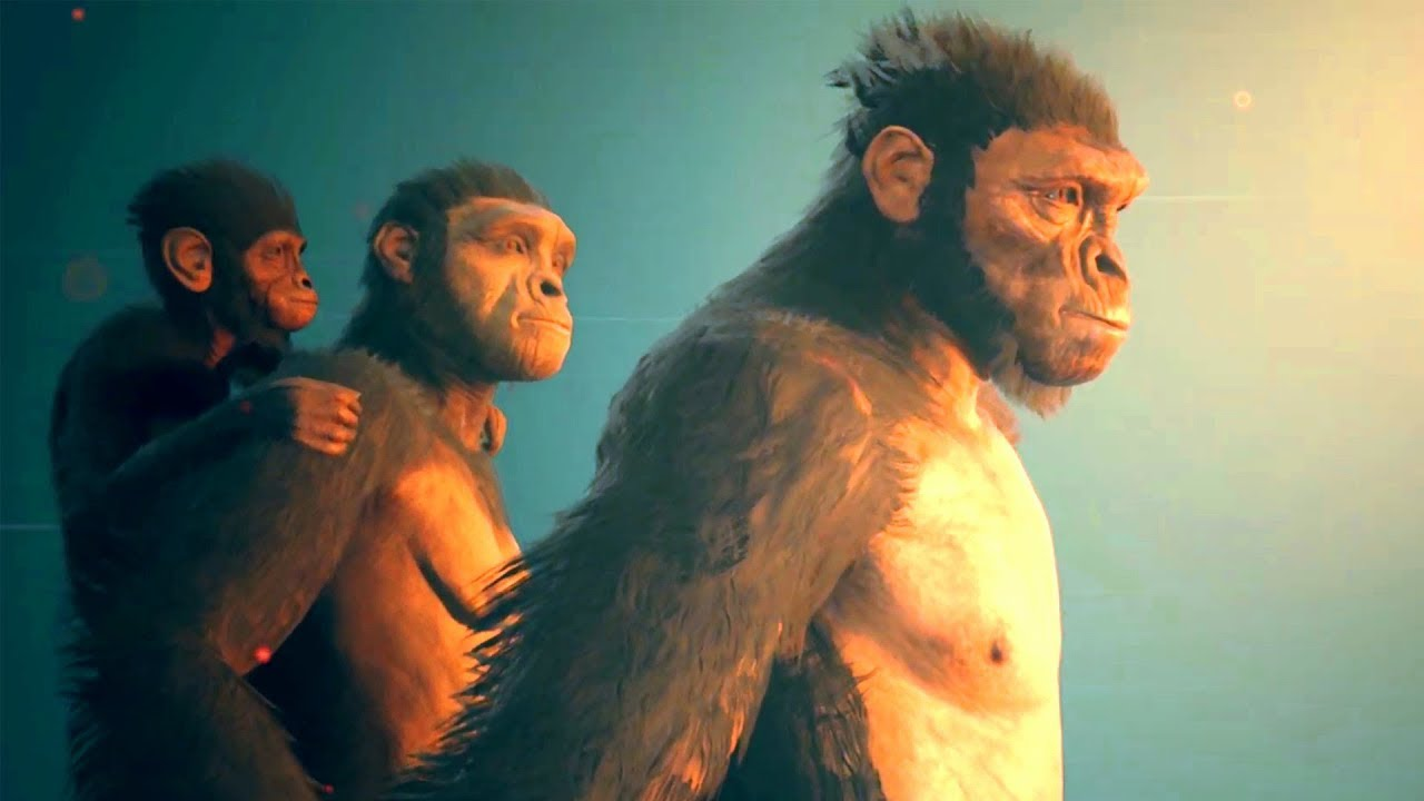 When Apes Evolve Into Humans in Ancestors: The Humankind Odyssey thumbnail