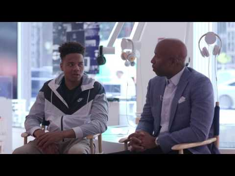 JBL Draft VIP Lounge: Markelle Fultz and Kenny Smith