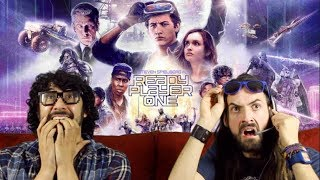 READY PLAYER ONE - MOVIE REVIEW!!!