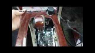 Как разобрать панель приборов на Toyota Corolla e12
