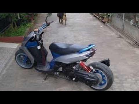 kumpulan modifikasi mio soul street fighter