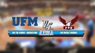 #Highlight VUG 2018 || Dance Battle - HCM: ĐH Tài Chính - Marketing vs ĐH Ngoại Thương | 08.04.2018