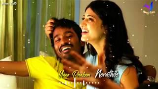 Unna Pethavan 💞 Moonu 💞 Whatsapp Status Tamil Video 💞 Love Song
