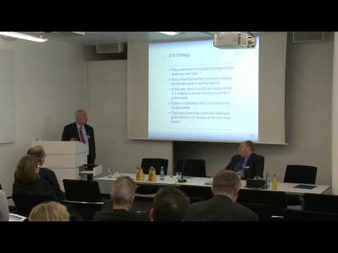 Eric Rosengren, Keynote: Monetary Policy Measures in a Persistent Low Inflation World