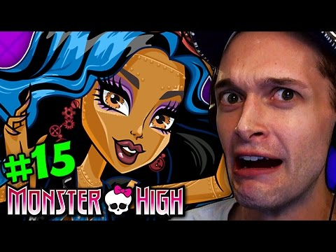 THE ROBOT IS ALIVE - Monster High: New Ghoul in School - PART 15
