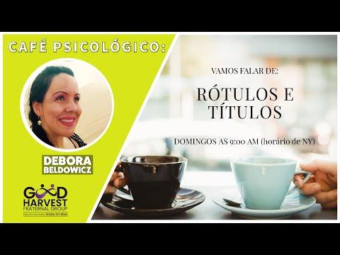 Café Psicológico (Debora Beldowicz) Rótulos & Titulos