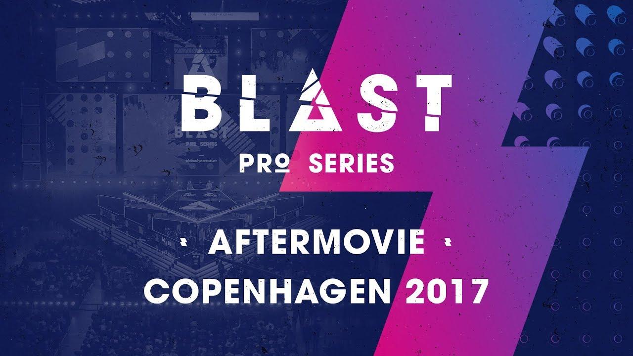 BLAST Pro Series Copenhagen - Kamera Arkası Videosu