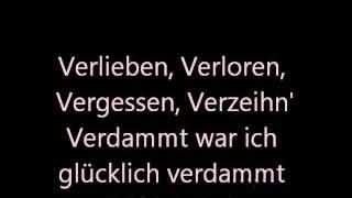 Wolfgang Petry-Verlieben,Verloren,Vergessen,Verzein
