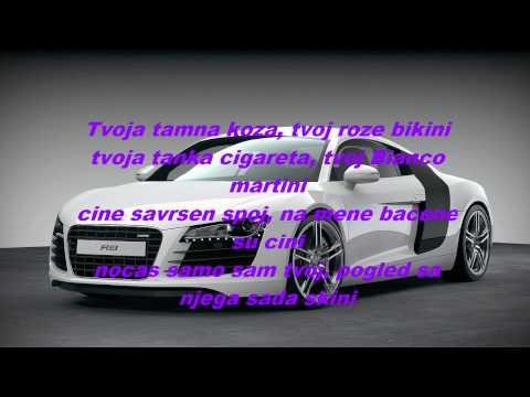 Djomla KS - Nixxy-Nikita - Cekam te u Budvi (lyrics)