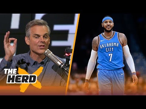 Best of The Herd with Colin Cowherd on FS1 | October 17th 2017 | THE HERD