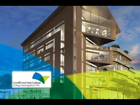 CAVC: Cardiff And Vale College - New City Centre Campus